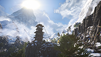 Far Cry 4 - Lighting Quality Example #3 - High