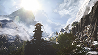 Far Cry 4 - Lighting Quality Example #3 - Low