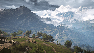 Far Cry 4 - Shadow Quality Example #2 - Ultra Quality