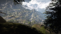 Far Cry 4 - Shadow Quality Example #3 - High Quality