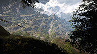Far Cry 4 - Shadow Quality Example #3 - Low Quality