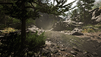 Far Cry 4 - Shadow Quality Example #4 - Medium Quality