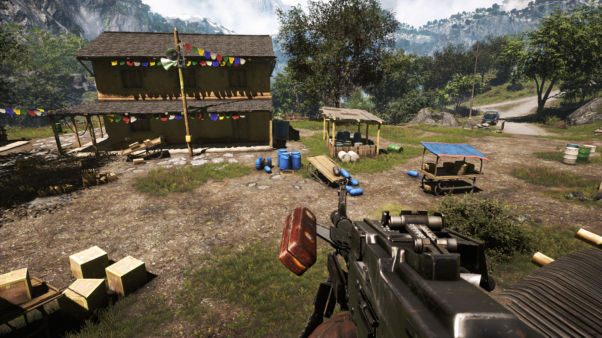 Geforcecom Far Cry 4 Texture Quality Interactive Comparison Ultra Farcry4 Pc Game After
