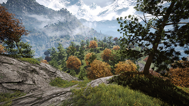 Far Cry 4 - Vegetation Quality Interactive Comparison #2