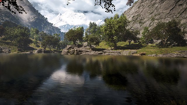 Far Cry 4 - Water Quality Interactive Comparison #1