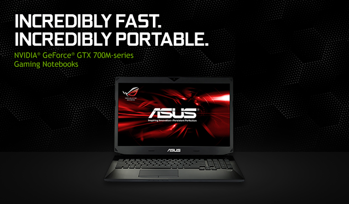Geforce Gtx 700m Ultra Light Gaming Laptops Geforce