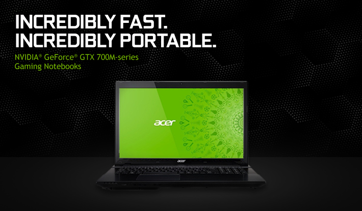 INCREDIBLY FAST. INCREDIBLY PORTABLE.