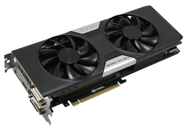 EVGA GeForce GTX 780 Ti With EVGA ACX Cooler