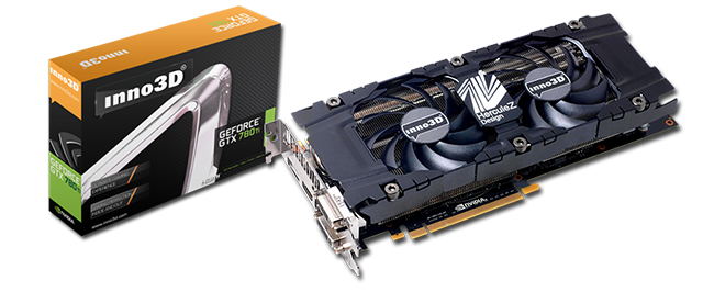 Inno3D GeForce GTX 780 Ti HerculeZ 2000