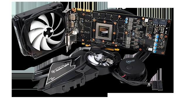 Inno3D iChill GeForce GTX 780 Ti Accelero Hybrid