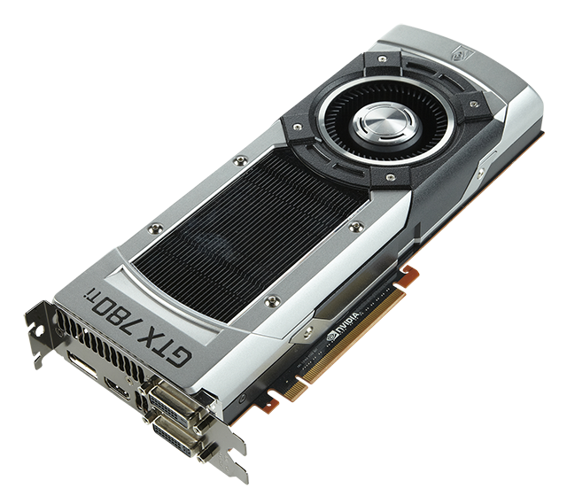 Reference Design NVIDIA GeForce GTX 780 Ti