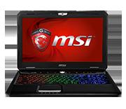 MSI GT60 Dominator with GeForce GTX 970M