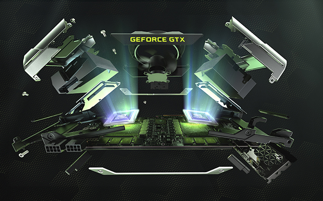 GeForce GTX TITAN Z – 主要的圖像