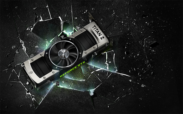 GeForce GTX TITAN Z – 主要視圖