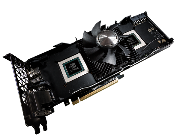 GeForce GTX TITAN Z – 風扇