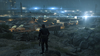 Metal Gear Solid V: Ground Zeroes - Lighting Quality Example #1 - Extra High