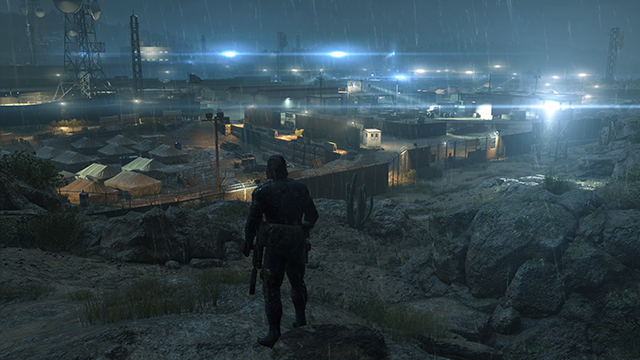 Metal Gear Solid V: Ground Zeroes - Lighting Quality Interactive Comparison #1