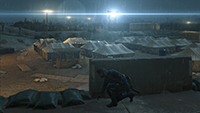 Metal Gear Solid V: Ground Zeroes - Lighting Quality Example #2 - High
