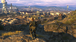 「潛龍諜影 5: 原爆點 (Metal Gear Solid V:  Ground Zeroes)」- 模型細節範例 #1 - 高
