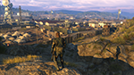 「潛龍諜影 5: 原爆點 (Metal Gear Solid V:  Ground Zeroes)」- 模型細節範例 #1 - 低