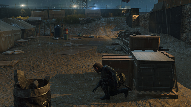 Metal Gear Solid V: Ground Zeroes - Model Detail Interactive Comparison #2