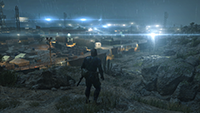 Metal Gear Solid V: Ground Zeroes - NVIDIA Dynamic Super Resolution (DSR) Screenshot - 1280x720