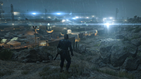 Metal Gear Solid V: Ground Zeroes - NVIDIA Dynamic Super Resolution (DSR) Screenshot - 2351x1323