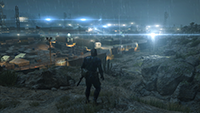 Metal Gear Solid V: Ground Zeroes - NVIDIA Dynamic Super Resolution (DSR) Screenshot - 2560x1440