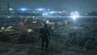 Metal Gear Solid V: Ground Zeroes - NVIDIA Dynamic Super Resolution (DSR) Screenshot - 3325x1871