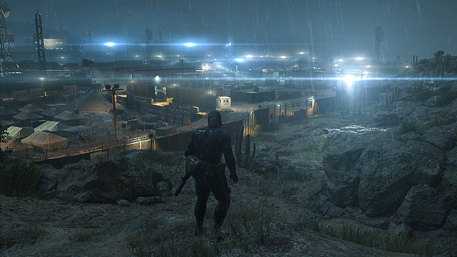 Metal Gear Solid V: Ground Zeroes - NVIDIA Dynamic Super Resolution (DSR) Screenshot - 3840x2160