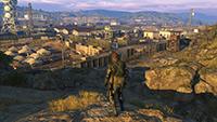 「潛龍諜影 5: 原爆點 (Metal Gear Solid V:  Ground Zeroes)」- NVIDIA 動態超解析度 (DSR) 遊戲畫面截圖 - 1920x1080