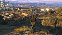 「潛龍諜影 5: 原爆點 (Metal Gear Solid V:  Ground Zeroes)」- NVIDIA 動態超解析度 (DSR) 遊戲畫面截圖 - 2103x1183
