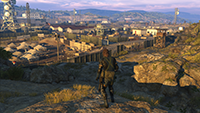 Metal Gear Solid V: Ground Zeroes - NVIDIA Dynamic Super Resolution (DSR) Screenshot - 2560x1440
