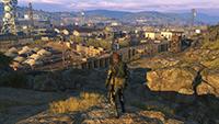 「潛龍諜影 5: 原爆點 (Metal Gear Solid V:  Ground Zeroes)」- NVIDIA 動態超解析度 (DSR) 遊戲畫面截圖 - 3325x1871