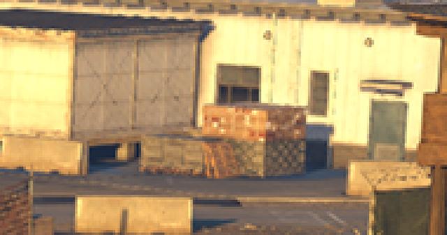 「潛龍諜影 5: 原爆點 (Metal Gear Solid V:  Ground Zeroes)」- NVIDIA 動態超解析度 - 取樣點效益比較圖 #4