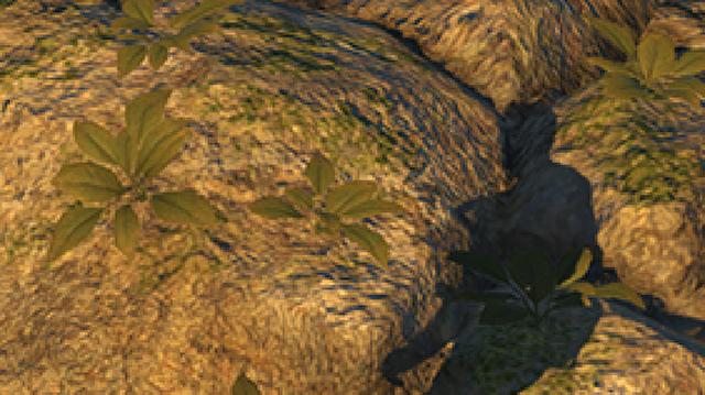 「潛龍諜影 5: 原爆點 (Metal Gear Solid V:  Ground Zeroes)」- NVIDIA 動態超解析度 - 取樣點效益比較圖 #6