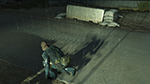 Metal Gear Solid V: Ground Zeroes - Shadow Quality Example #2 - Low