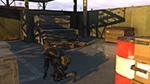 「潛龍諜影 5: 原爆點 (Metal Gear Solid V:  Ground Zeroes)」- 陰影品質範例 #3 - 低