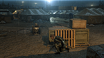 Metal Gear Solid V: Ground Zeroes - Texture Quality Example #2 - High