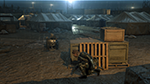 Metal Gear Solid V: Ground Zeroes - Texture Quality Example #2 - Medium