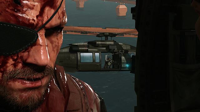 Metal Gear Solid V: The Phantom Pain PC Screenshot