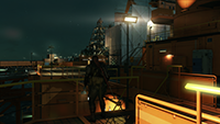 Metal Gear Solid V: The Phantom Pain - Lighting Quality Example #3 - Extra High