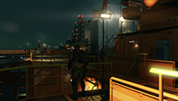 Metal Gear Solid V: The Phantom Pain - Lighting Quality Example #3 - High