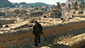 Metal Gear Solid V: The Phantom Pain - NVIDIA Dynamic Super Resolution Example #1 - 1600x900
