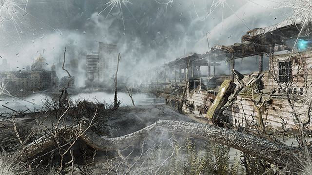 Click to view the interactive demo of Metro: Last Light.
