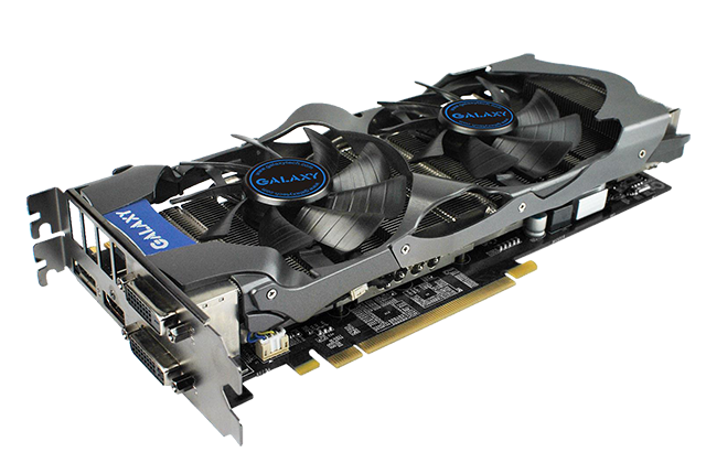 Galaxy GeForce GTX 760