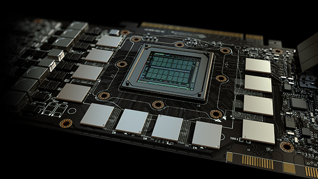 NVIDIA GeForce GTX TITAN X: 12GB 的緩衝記憶體 (Framebuffer)