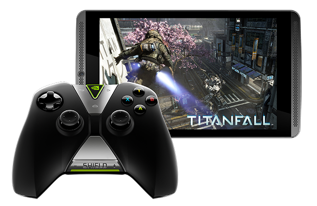 SHIELD Tablet - Titanfall played via GameStream