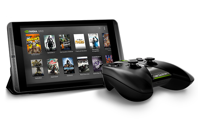 SHIELD Tablet - GRID enables you to play PC games over the cloud