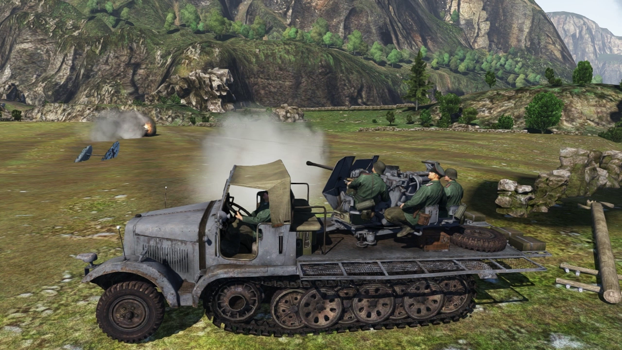 is world of tanks on ps3